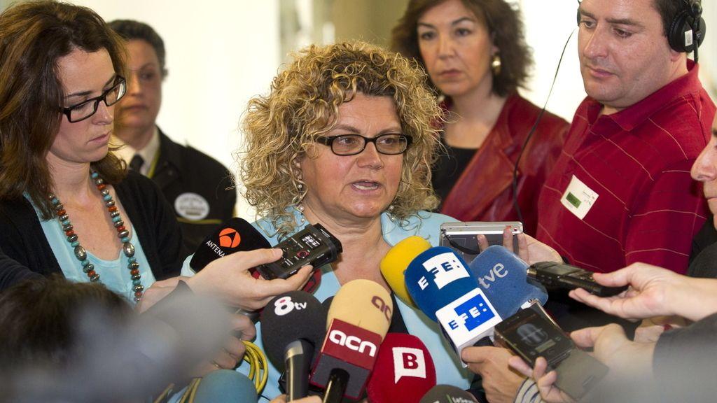 Marina Geli. Foto: EFE