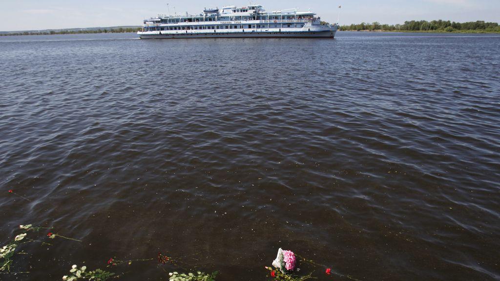Crucero por el Volga (Rusia)