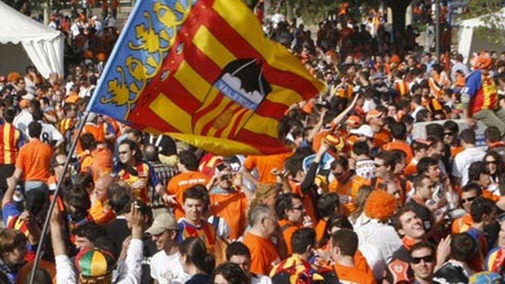 'Amunt Valencia'