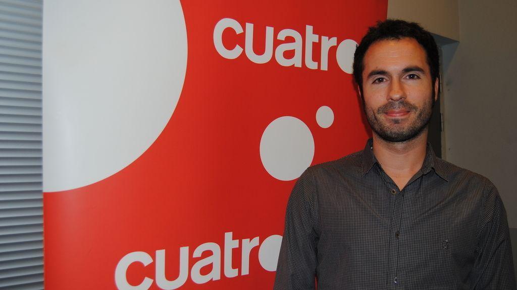 Luís Garcia charla con los internautas