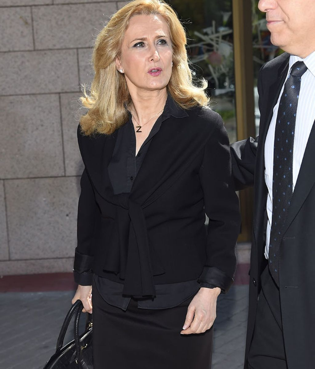 La periodista Nieves Herrero