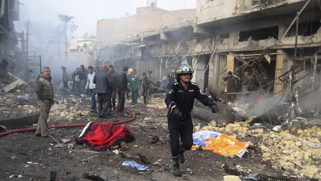 Atentados en Bagdad contra población chií