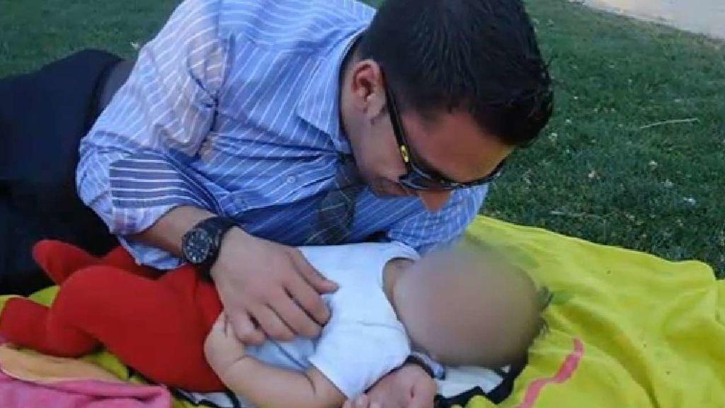 El padre que asesinó a su bebé e hirió de gravedad a su otro hijo