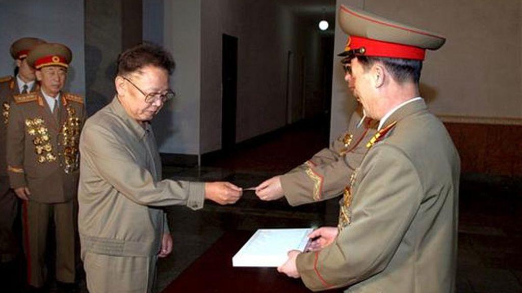 Kim Jong-il, régimen estalinista en Corea del Norte