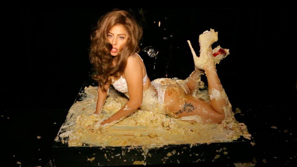 Lady Gaga tarta