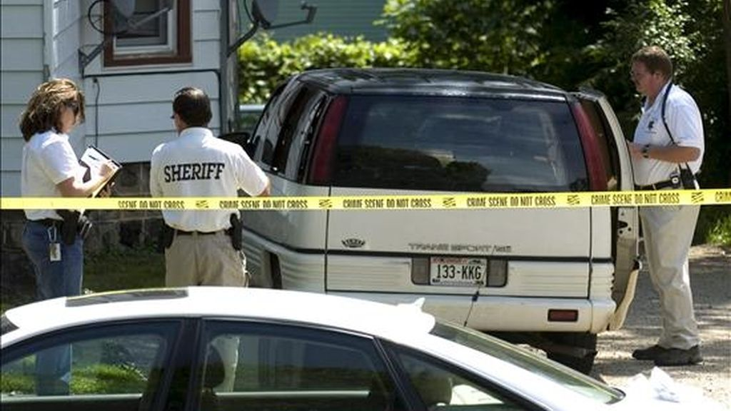 La policía no ha revelado por el momento la identidad de las víctimas. EFE/Archivo
