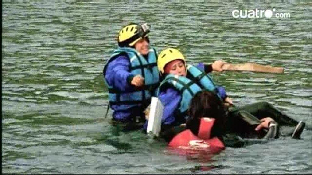 """Mora: """"¡A ver si se ahoga la tapón"""""""