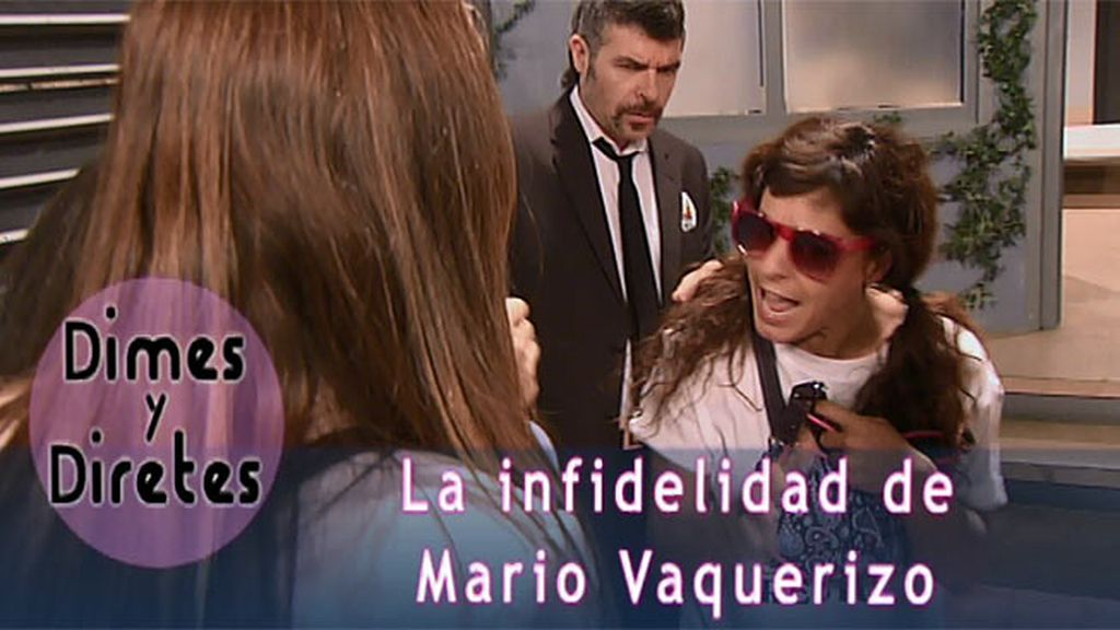 Mario llega a Montepinar para visitar a Lola