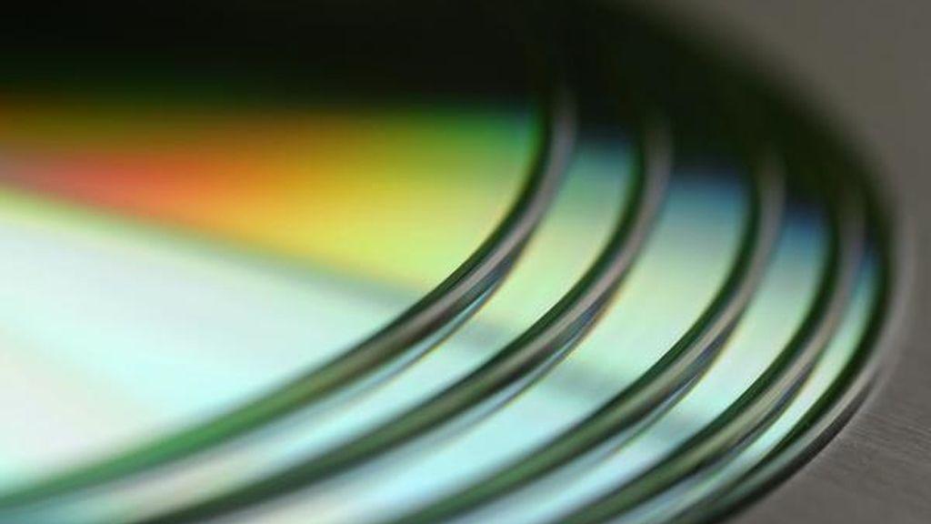 Piratería de CDs y DVDs
