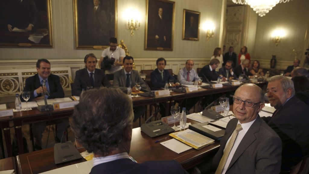 Reunión de la Comisión Nacional de Administración Local