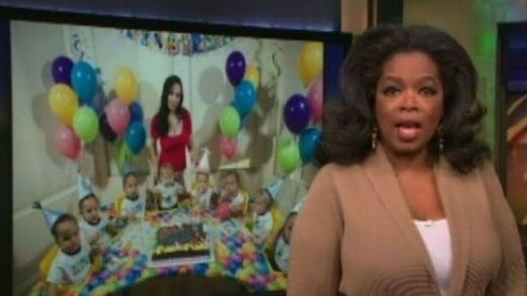 Con Oprah Winfrey