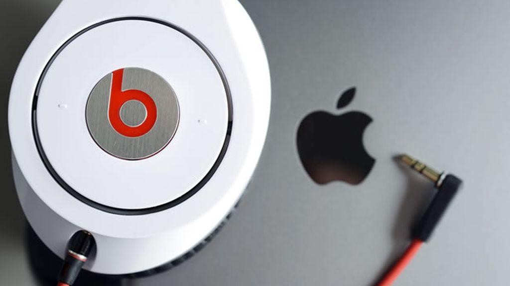 Apple anuncia la compra de Beats