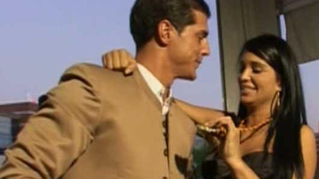 Flamenco y romanticismo para Marisa