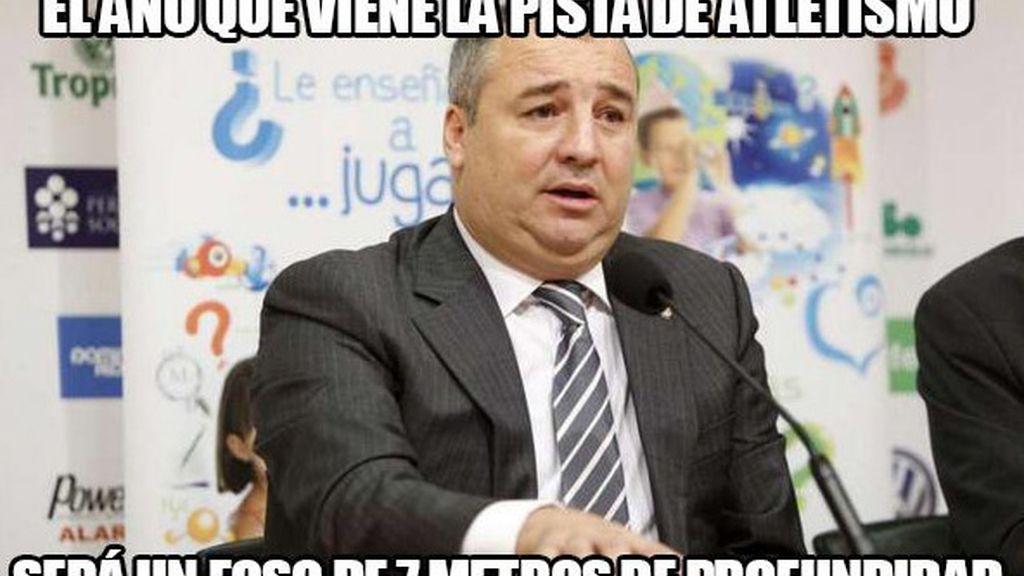 Presidente Las Palmas