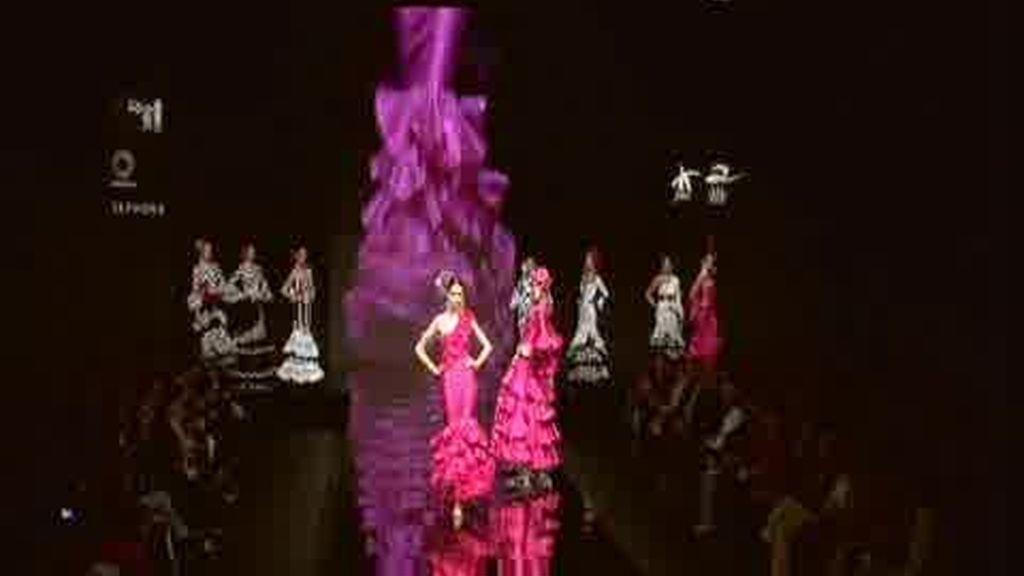 Moda flamenca en Sevilla