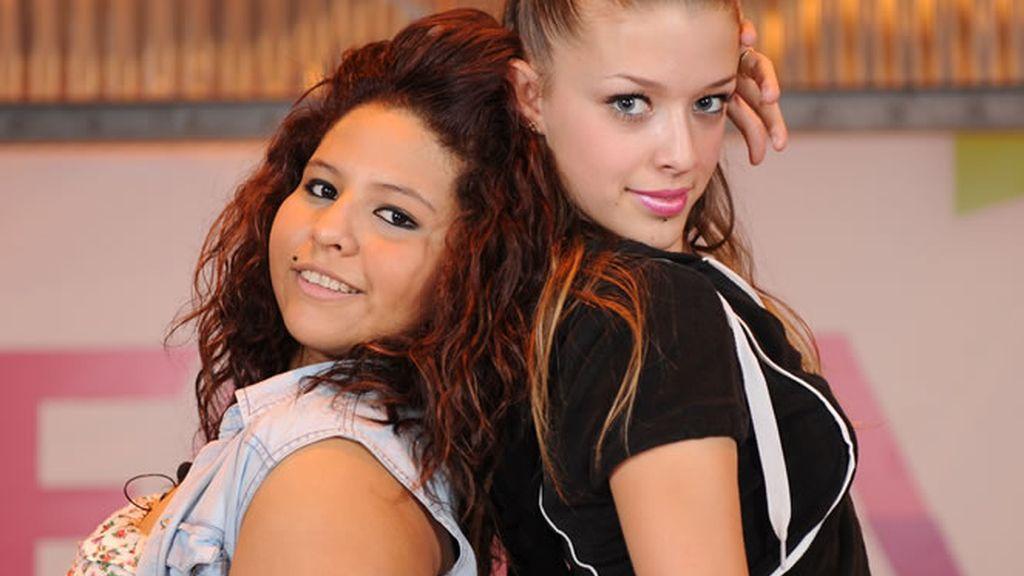 Fanny y Adriana