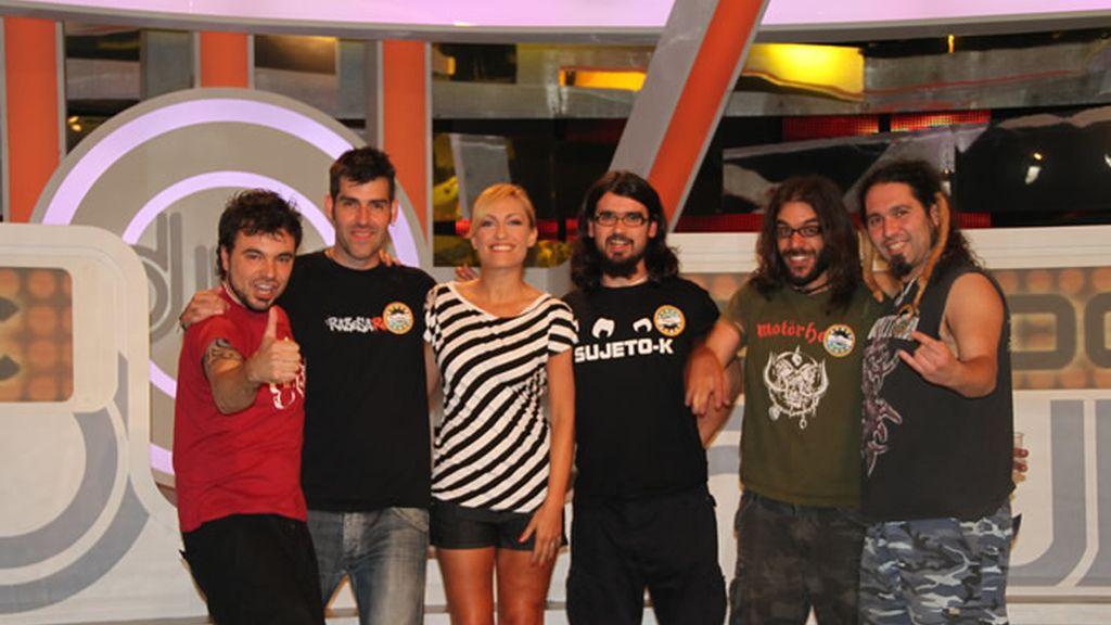 Los RockFest con Luján Argüelles
