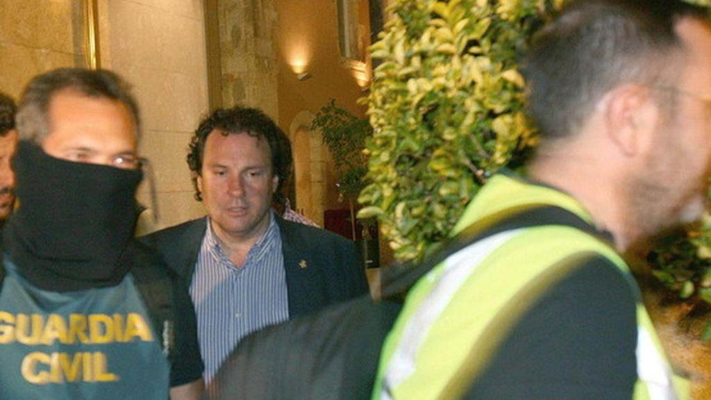 Prisión sin fianza para el alcalde de Torredembarra (Tarragona)