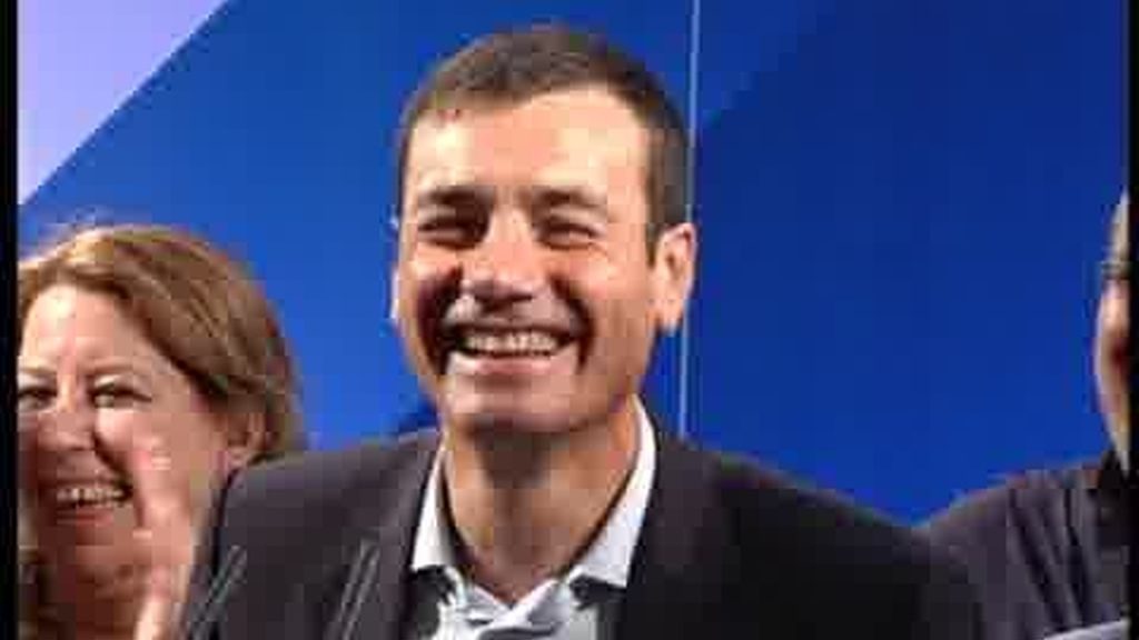 Tomás Gómez, ganador