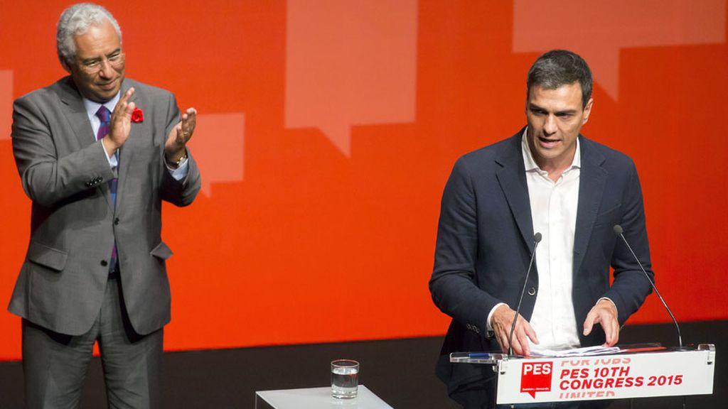 """Pedro Sánchez: """"Ganaremos las elecciones generales"""""""