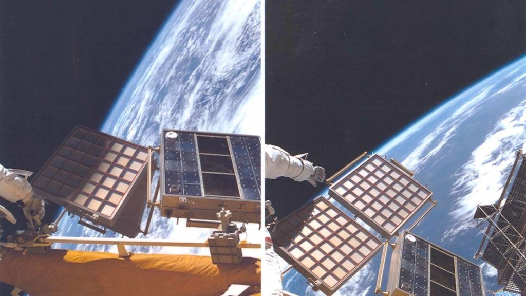 La basura amenaza las misiones espaciales