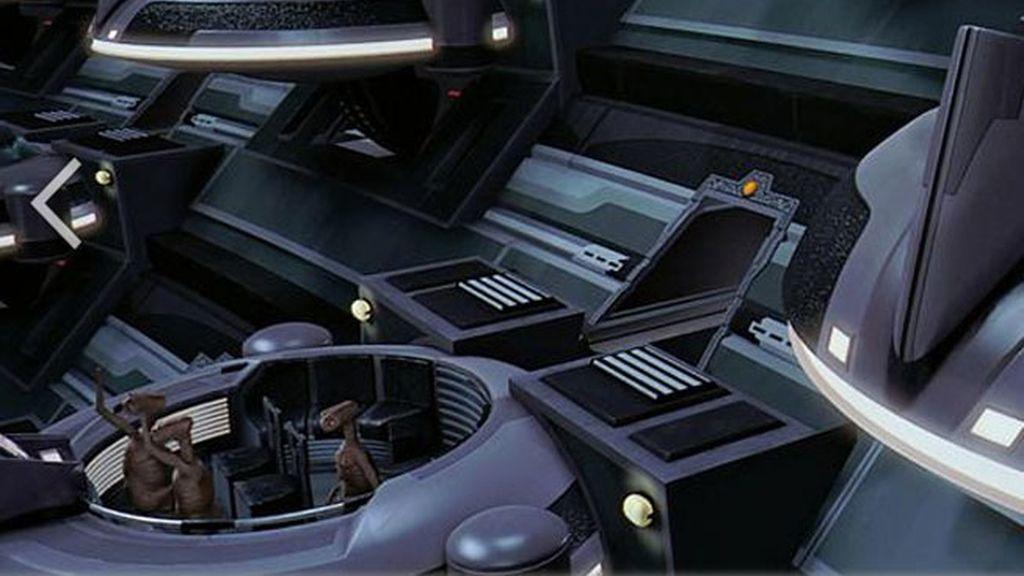 ¿E.T. en la República Galáctica?