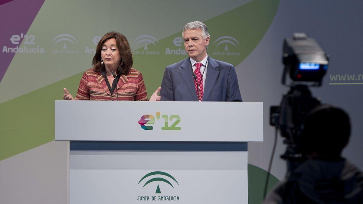Elecciones en Andalucia (EFE)