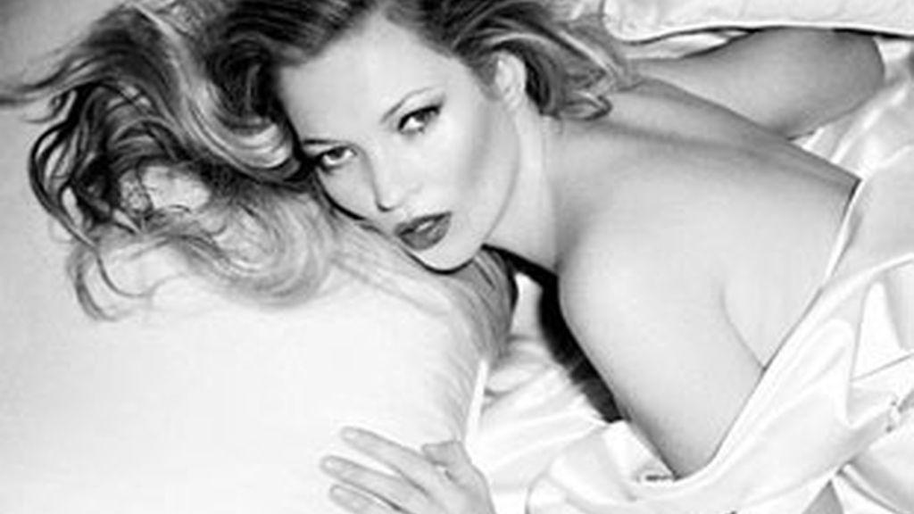 La modelo Kate Moss asegura que ha dejado sus peores vicios.