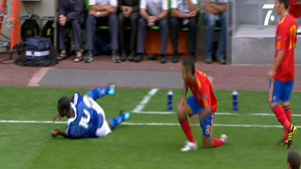 FRANCIA vs. ESPAÑA