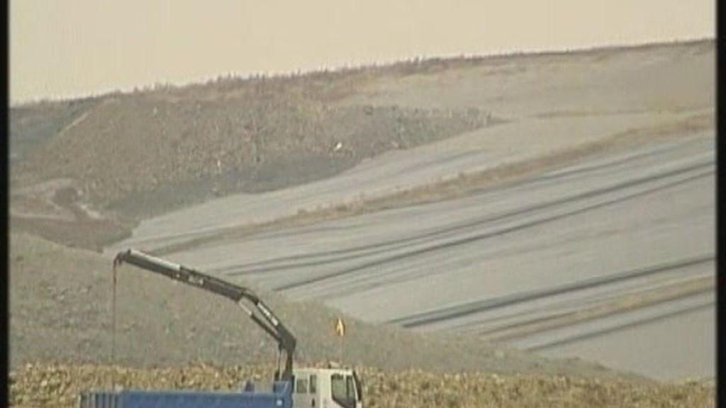 La mina de 'Las Cruces', en Sevilla, nido de sustancias tóxicas