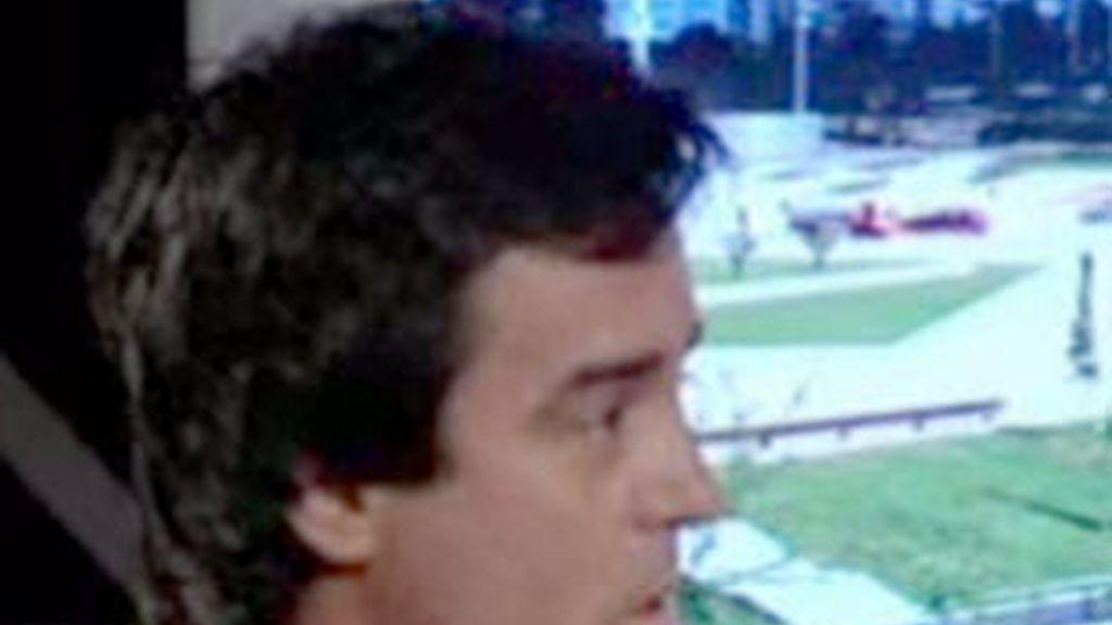 Javier Rodrigo de Santos, acusado de malversación de fondos públicos.