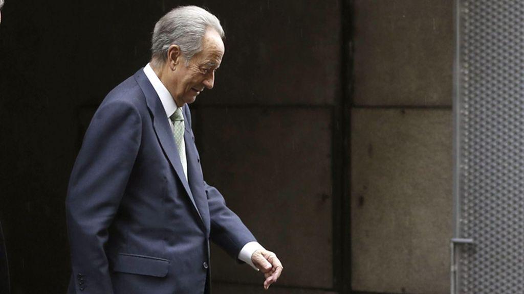 Villar Mir declara ante Ruz por el caso Bárcenas