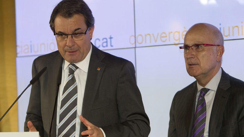 Artur Mas, tras las elecciones