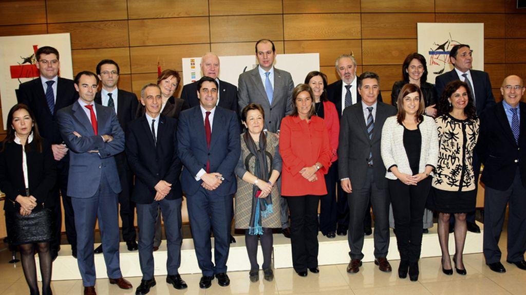 Ana Mato preside el Consejo interterritorial de salud
