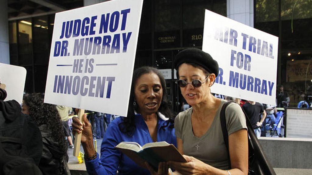 Expectación en el juicio contra el médico de Michael Jackson
