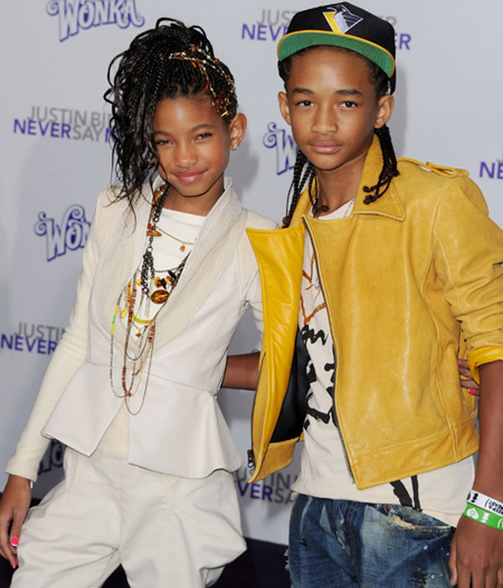 Willow y Jaden Smith