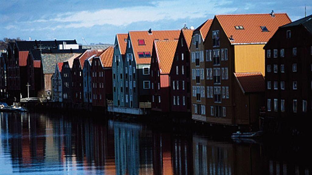 La visita a Trondheim es obligada