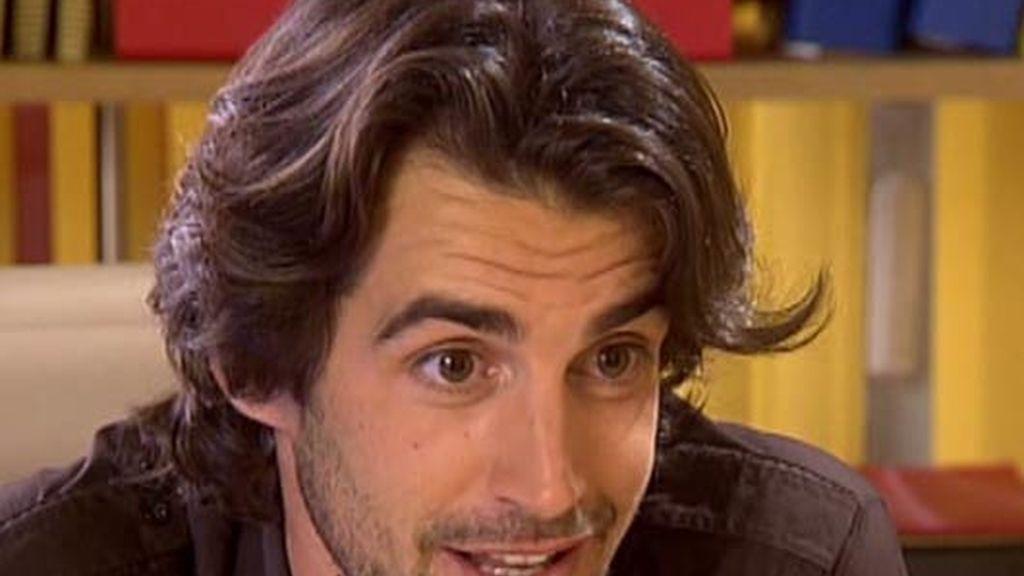 Roberto, el príncipe azul