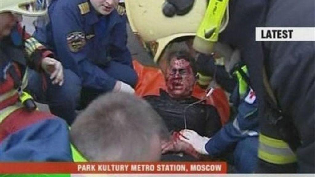decenas de heridos