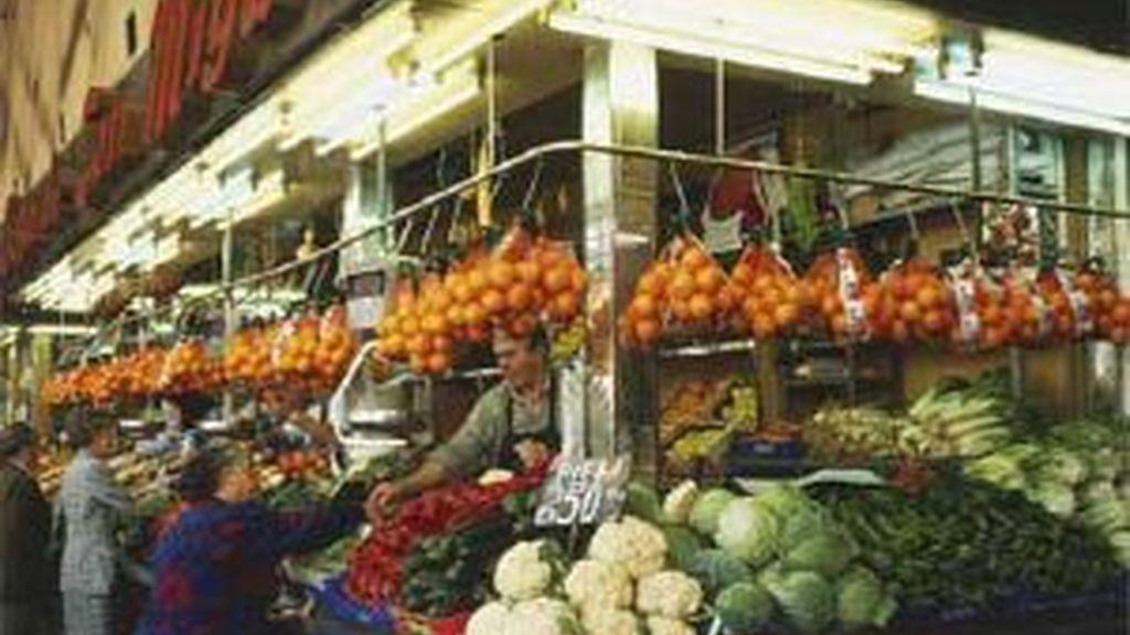 El arroz, los limones y la harina, los productos que más han subido. Foto: Archivo