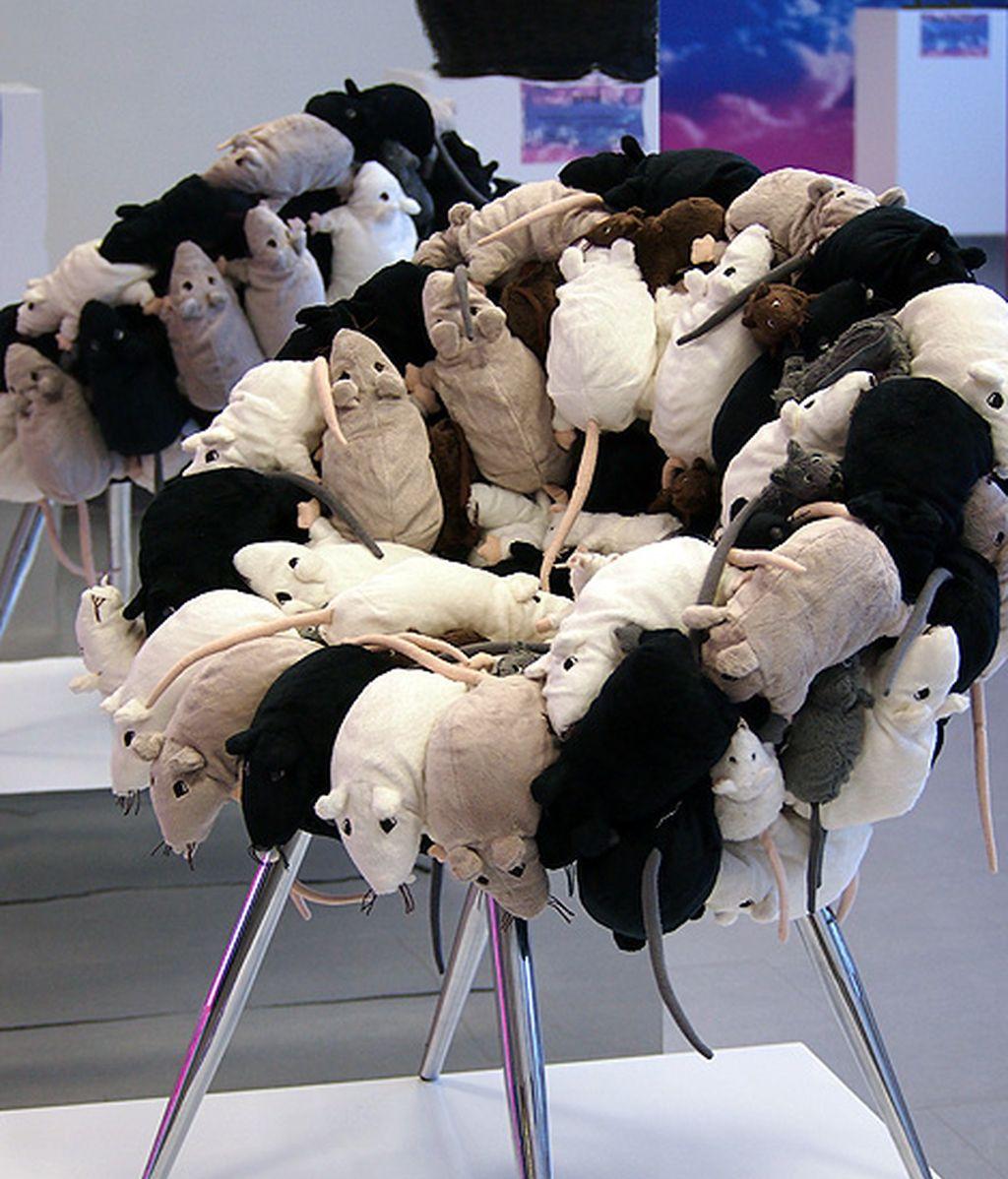 El 'sillón de las ratas'
