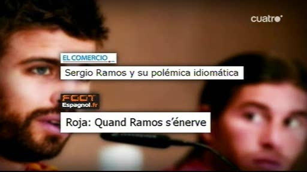 Sergio Ramos se pica con Piqué