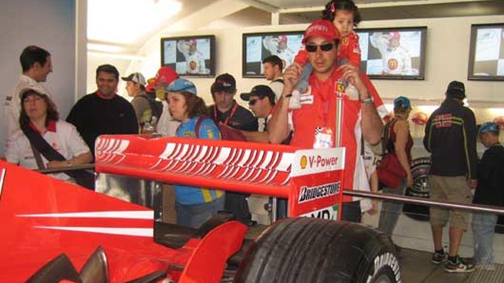 Con Ferrari