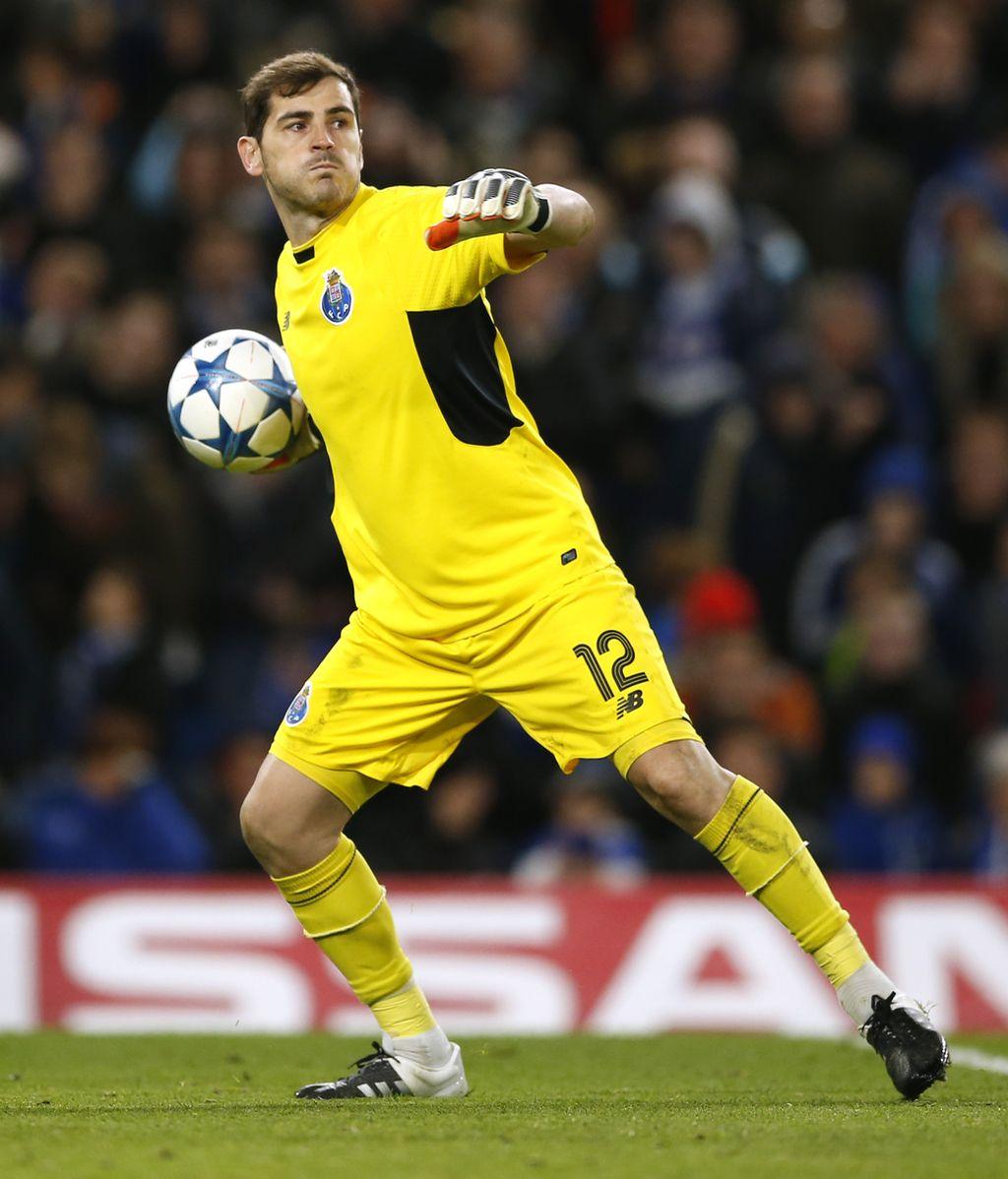 Iker Casillas,Oporto