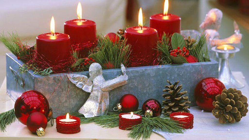 Navidad, mesa
