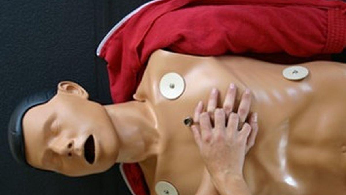 Masaje cardíaco, infarto