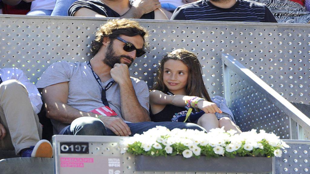 Famosos en el Open de Madrid