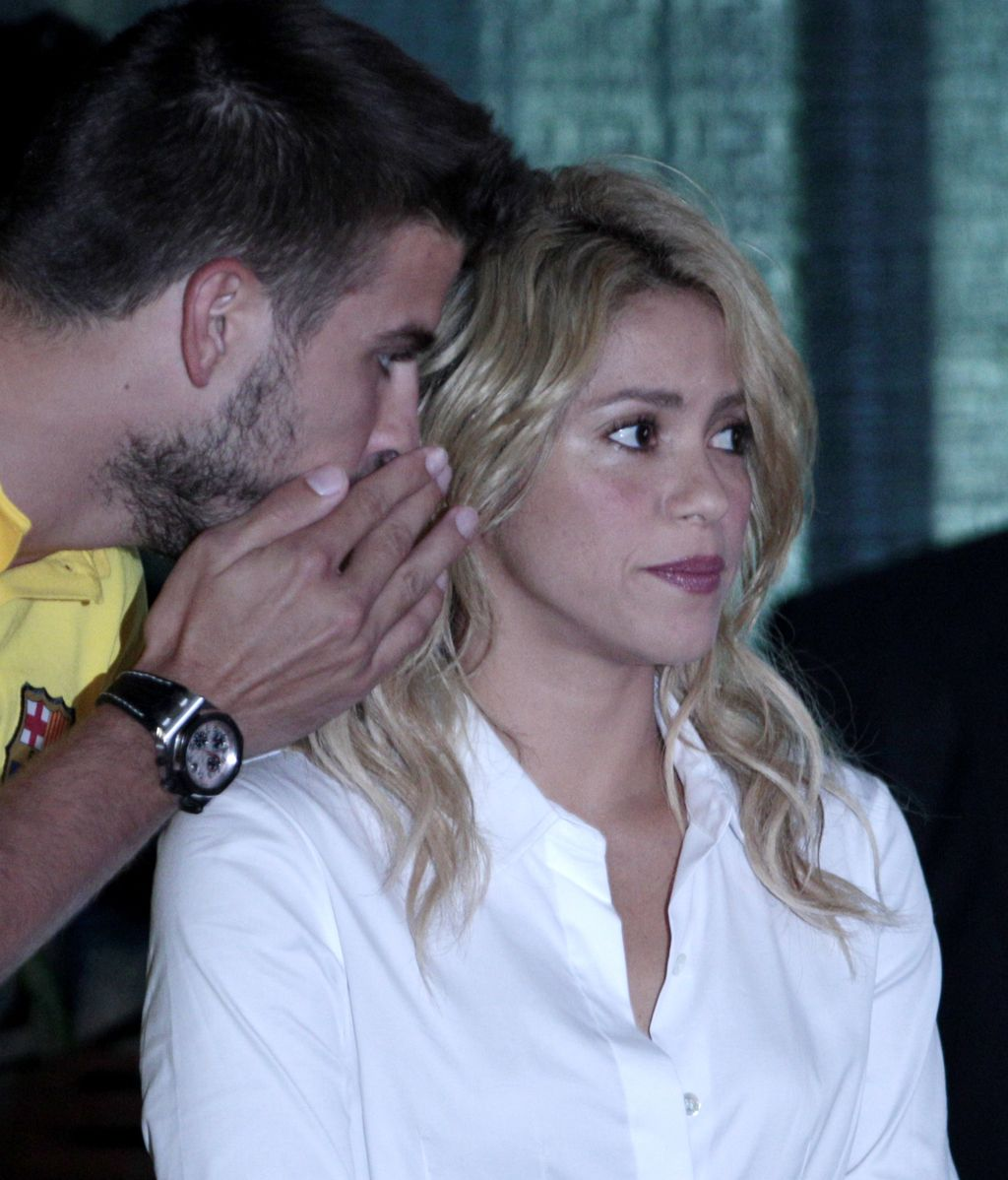 Shakira ha desmentido la ruptura en Twitter.