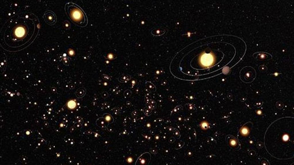 Imagen de nuestra galaxia