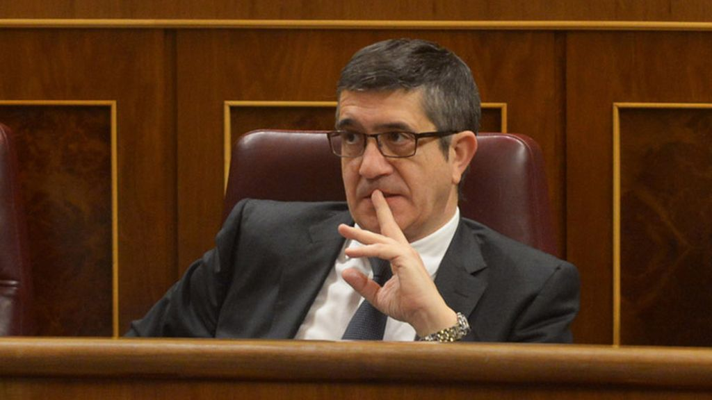Patxi López, el nuevo presidente del Congreso